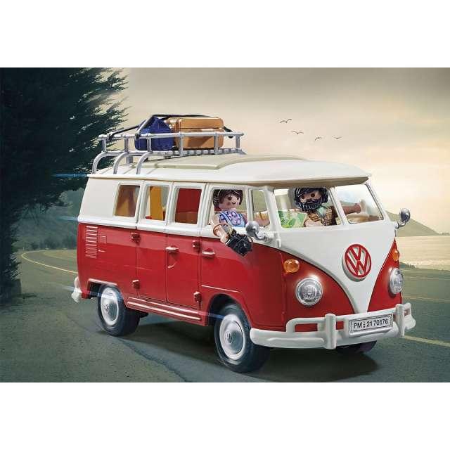 VW T1 Camper Bus