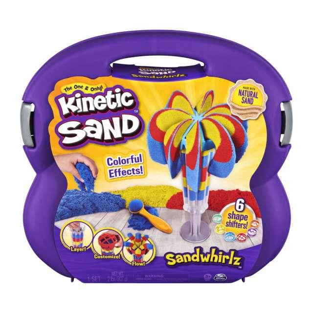 Kinetic Sand Sandwhirlz Set