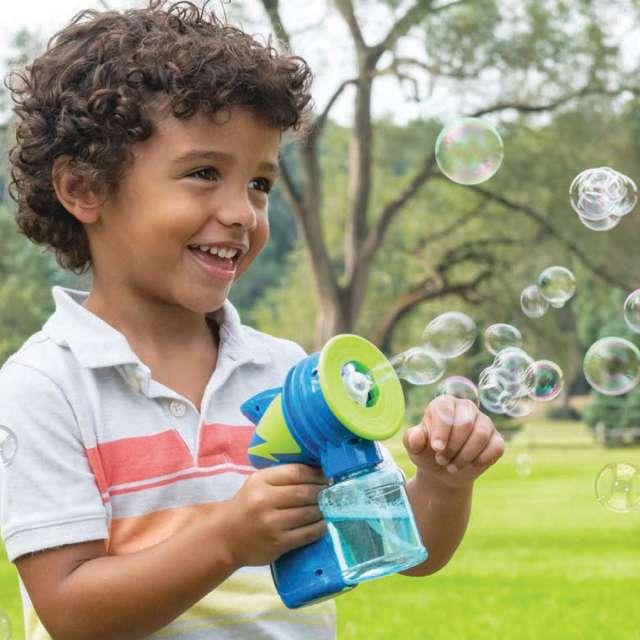 No Spill Bubble Blaster
