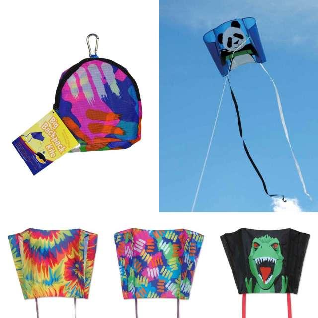 Big Backpack Sled Kites