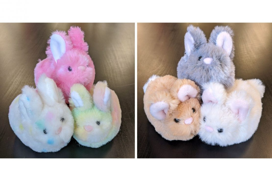 Confetti & Natural Lil Bitty Bunnies from Douglas