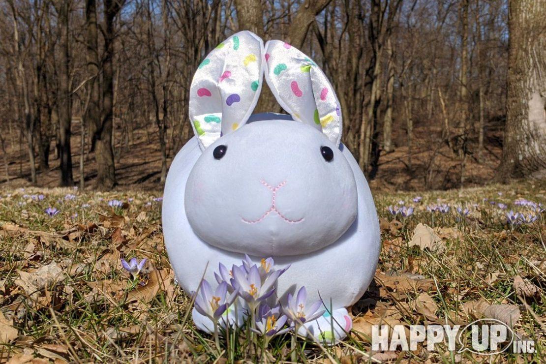 Douglas White Macaroon Bunny