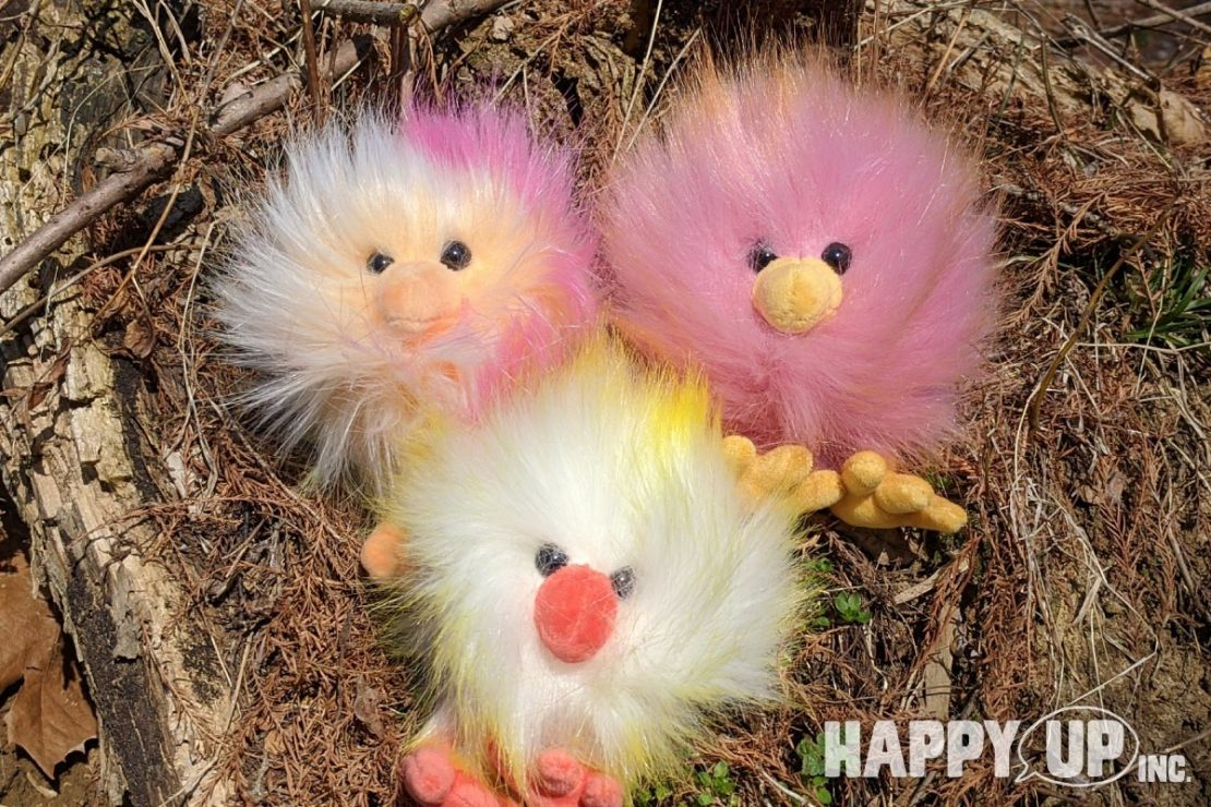 Crazy Chicks from Jellycat