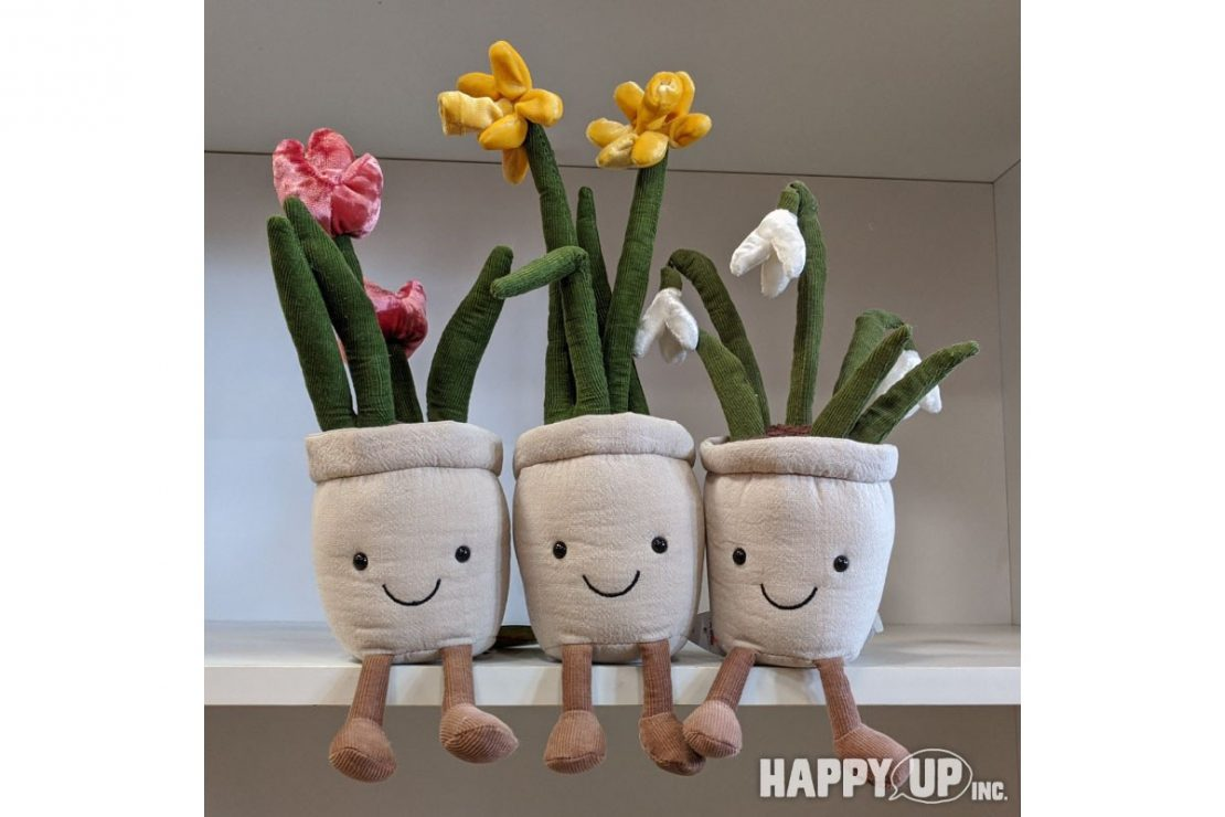 Jellycat Amuseable Spring Flowers