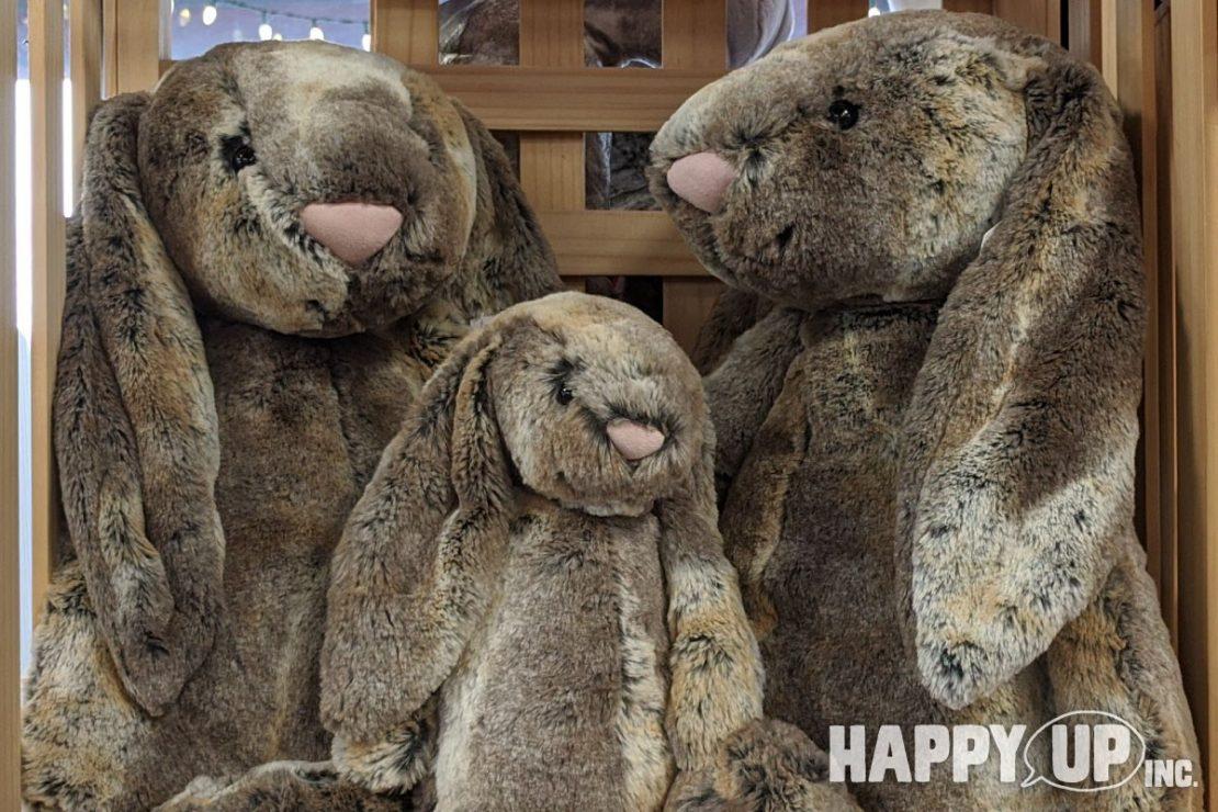 Jellycat Woodland Bashful Bunnies