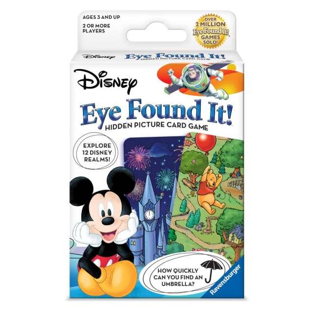 Disney Eye Found It Card Game from Ravensburger