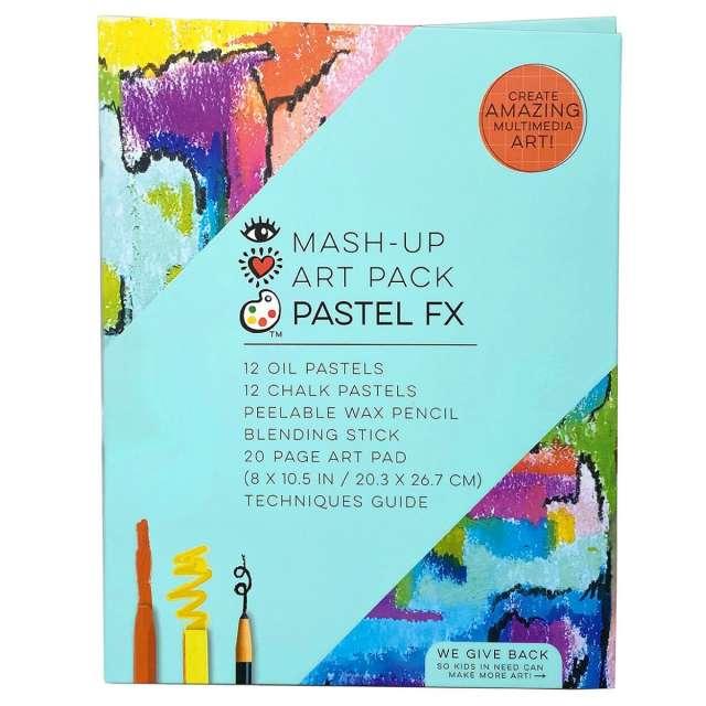 iHeart Art Mash Up Art Pack Pastel FX