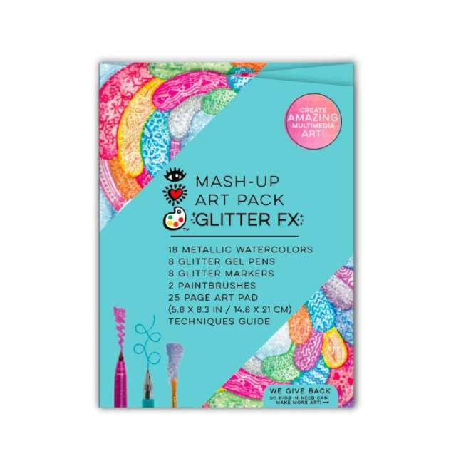 iHeart Art Glitter FX Mash Up Art Pack