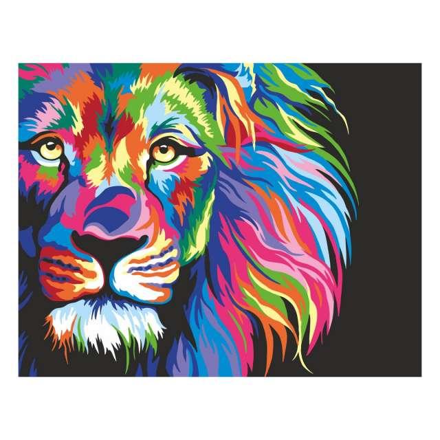 Artwille Neon Lion