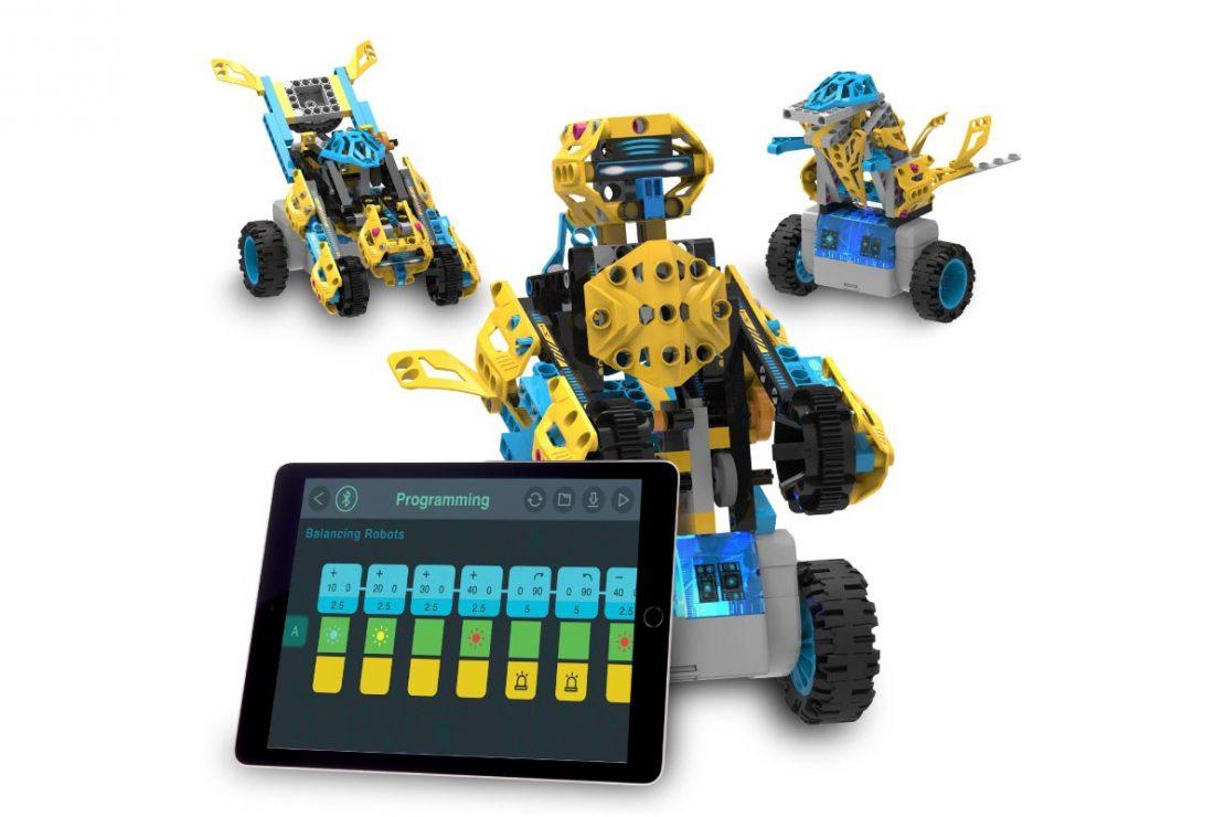 Robotics: Smart Machines - Hoverbots from Thames & Kosmos