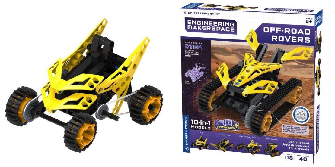 Engineering Makerspace Off Road Rovers