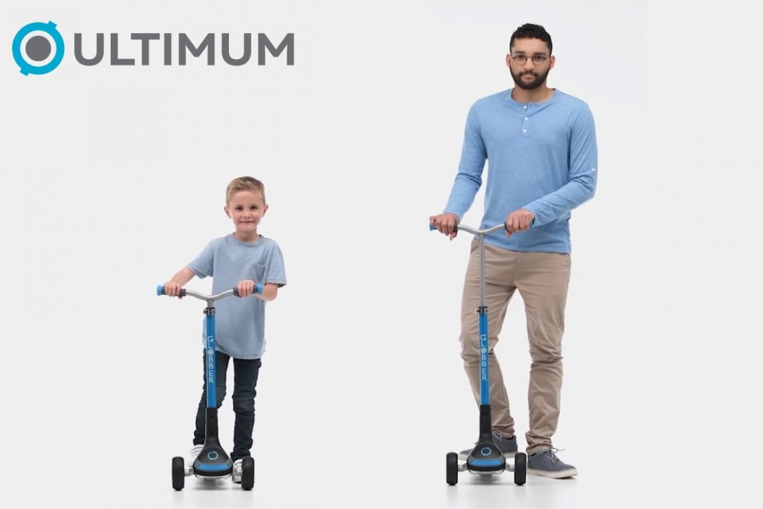 Globber Ultimum Scooters