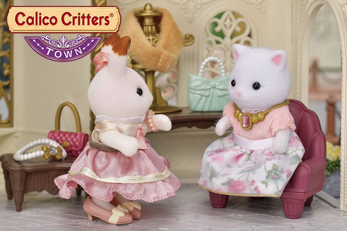 Calico Critters Town Fashion Boutique