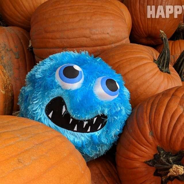 Monster and Pumpkins
