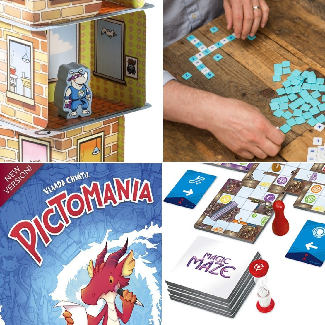 Games for Kids & Families