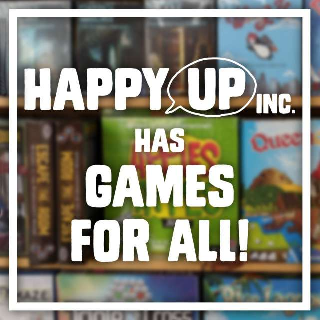 Happy Up Inc. Has Games For All!