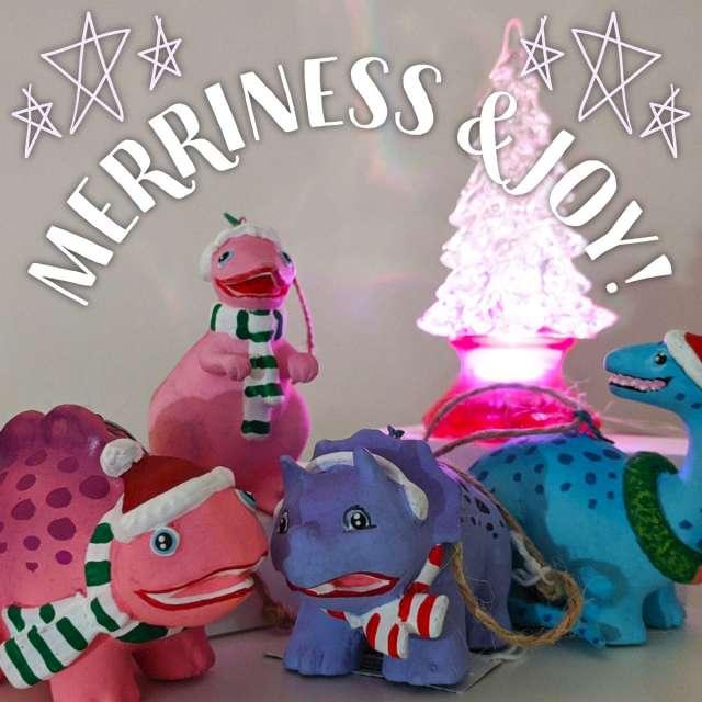 Merriness & Joy!