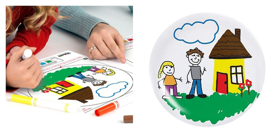 Make a Plate Art Example