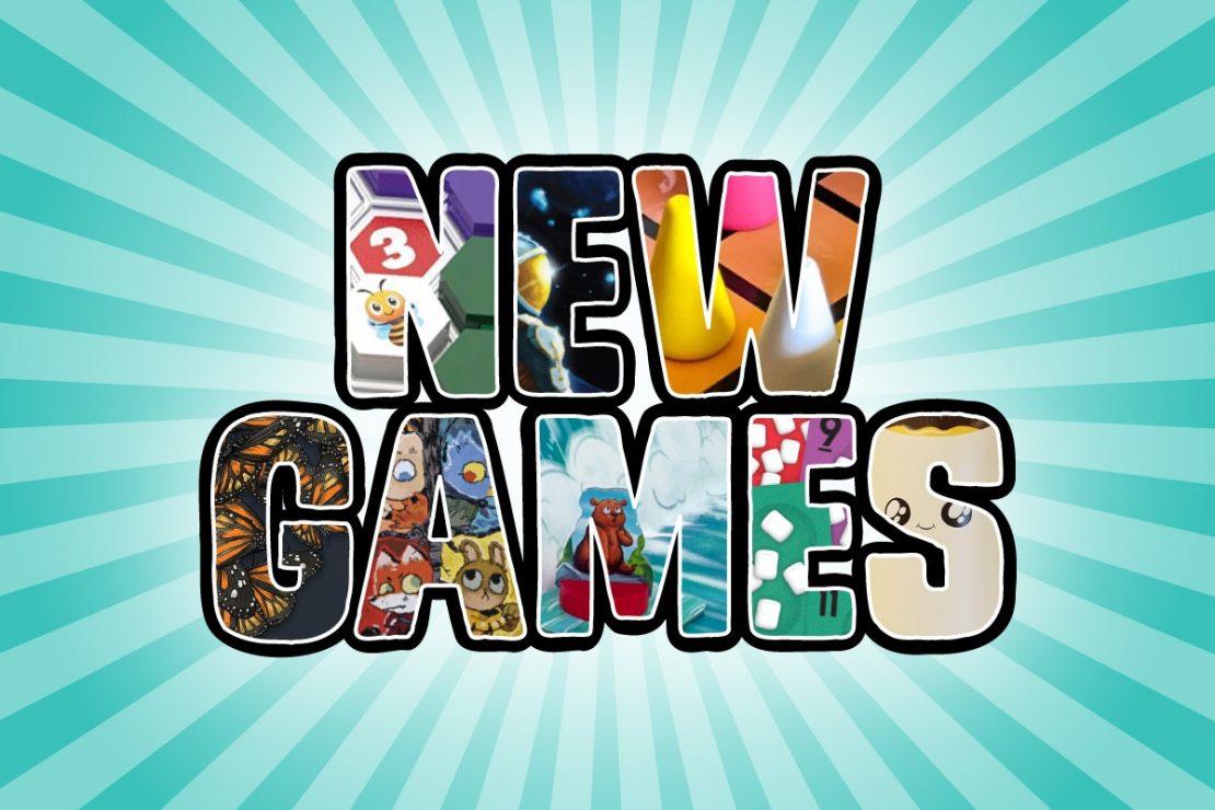 October 2020 New Games