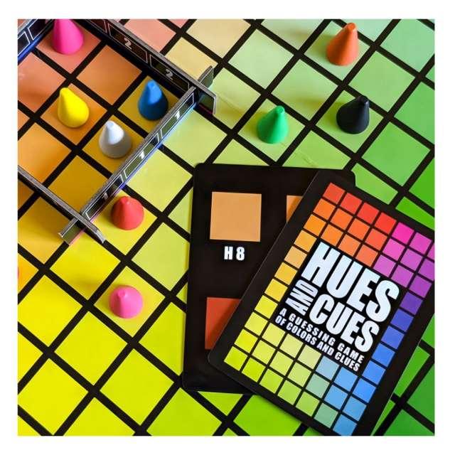 Hues & Clues