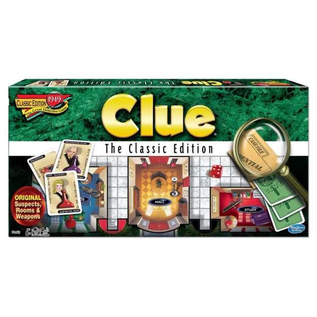 Original Clue
