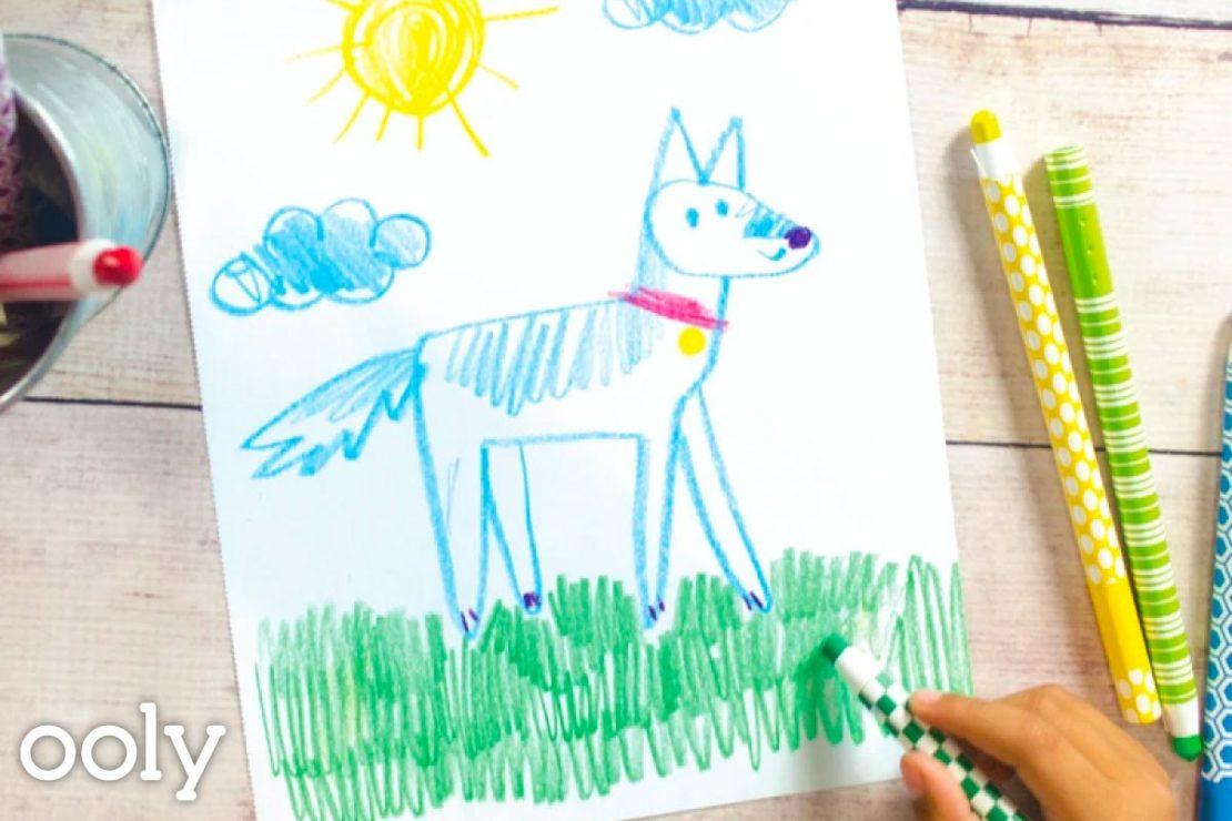 Ooly Appeel Crayons