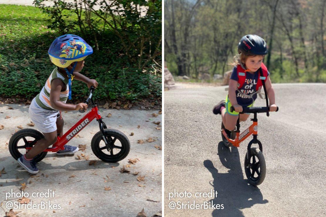 """Strider 12"""" Sport Balance Bikes"""