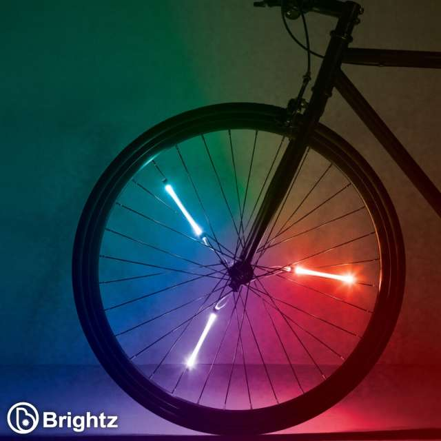 Spin Brightz Spoke Lights