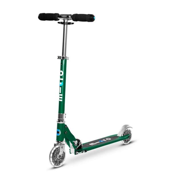 Sprite Scooter with LED Wheels from Micro Kickboard