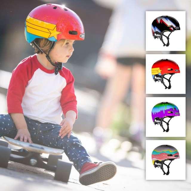 Little Nutty Youth Helmets