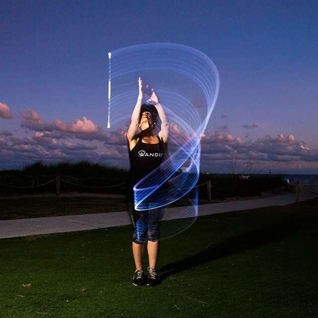 Wandini - Magic LED Levitation Wand from Fun In Motion