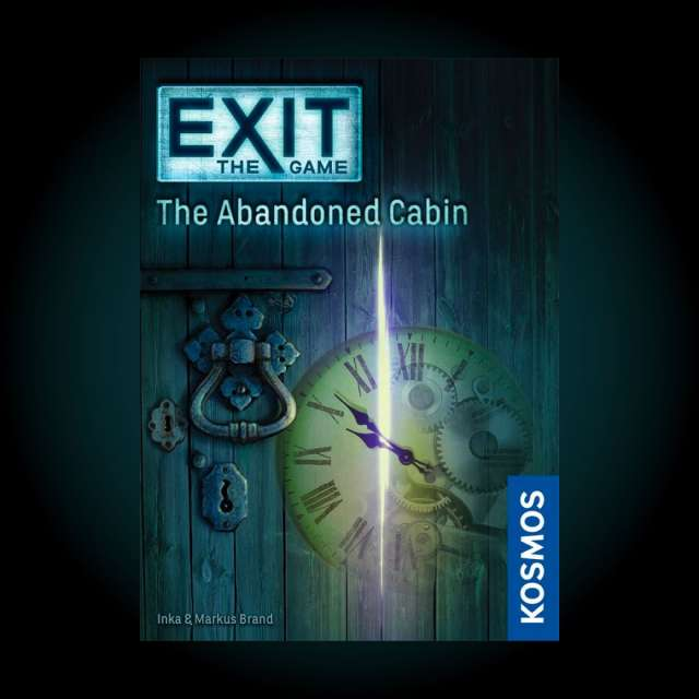 Exit: The Abandonded Cabin from Kosmos