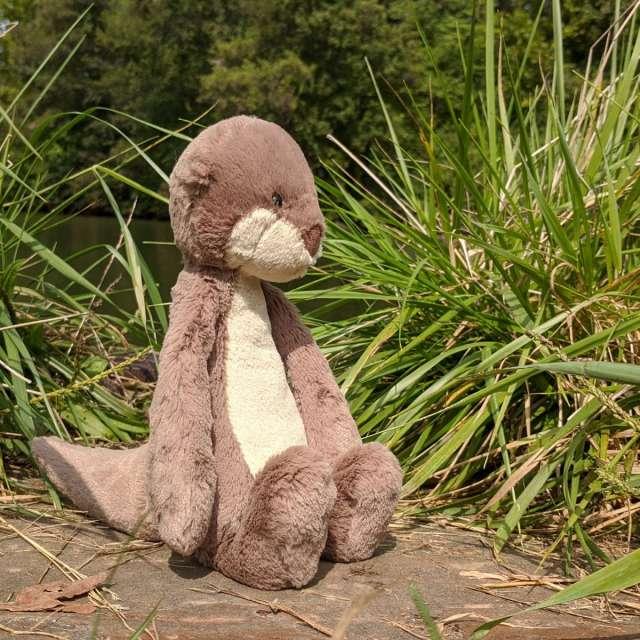 Bashful Otter from Jellycat