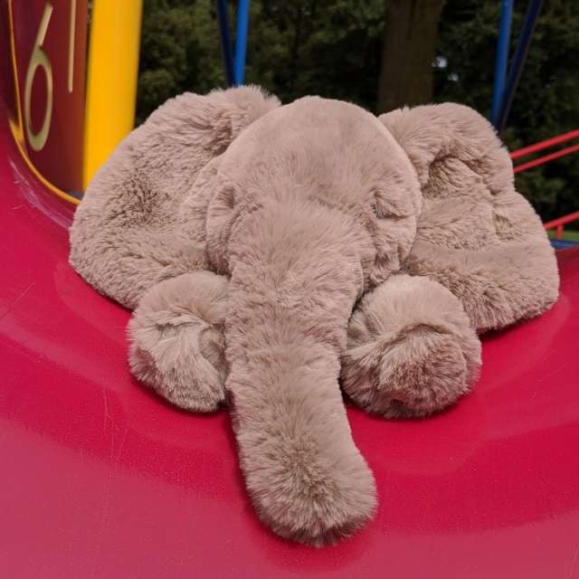 Smudge Elephant from Jellycat