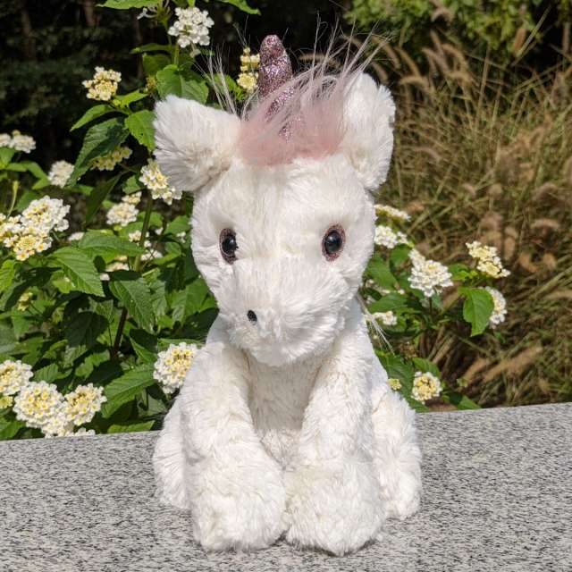 Starry Eyed Unicorn from Jellycat