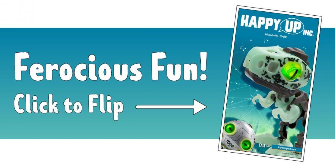 Ferocious Fun... Click to Flip!