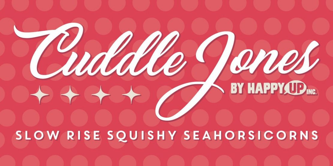 Cuddle Jones by Happy Up Inc. Logo