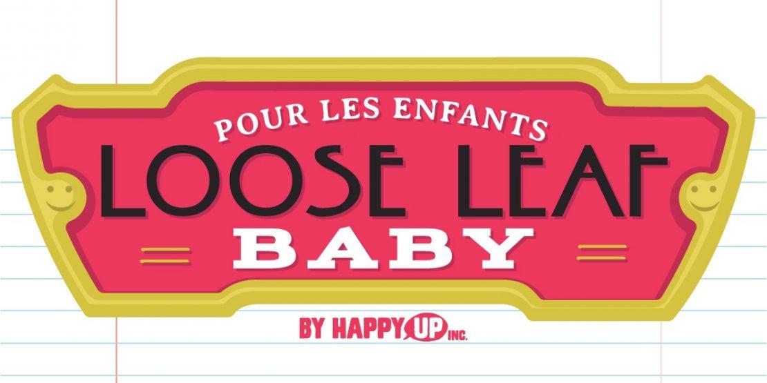 Loose Leaf Baby Logo