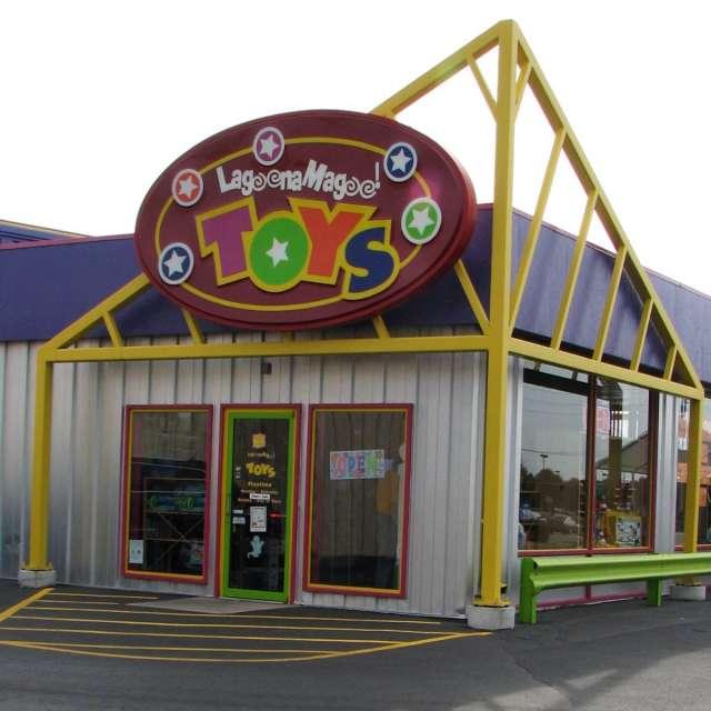 LagoonaMagoo Toys in Fairview Heights