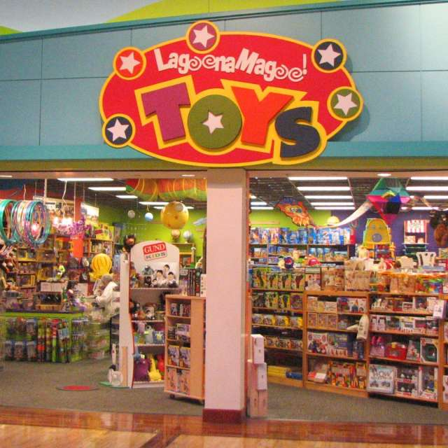 LagoonaMagoo Toys at the St. Louis Mills