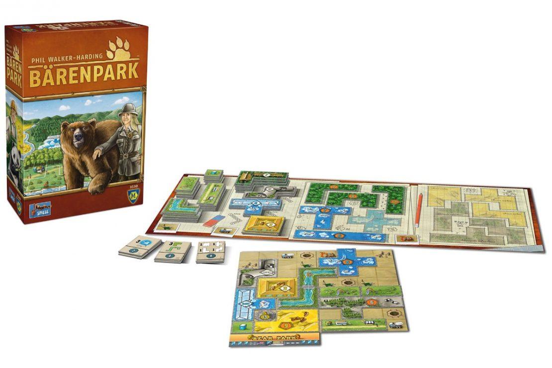 Bärenpark from Mayfair Games