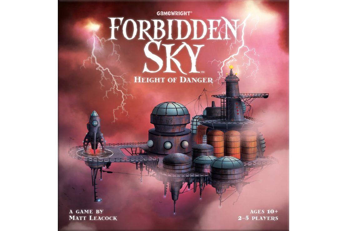 Forbidden Sky from Gamewright