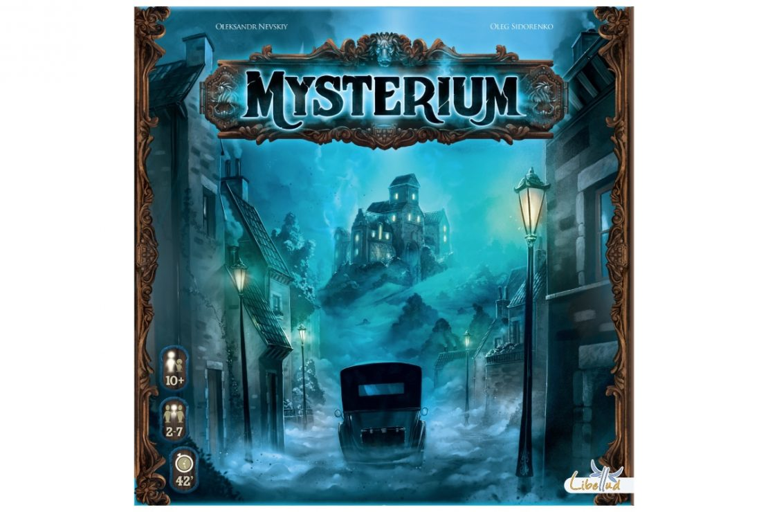 Mysterium from Libellud Studio