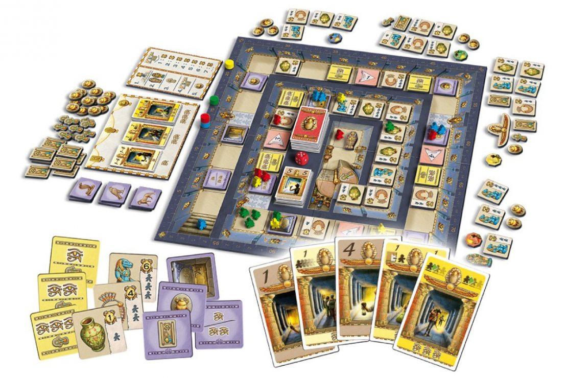 Luxor from Queen Games
