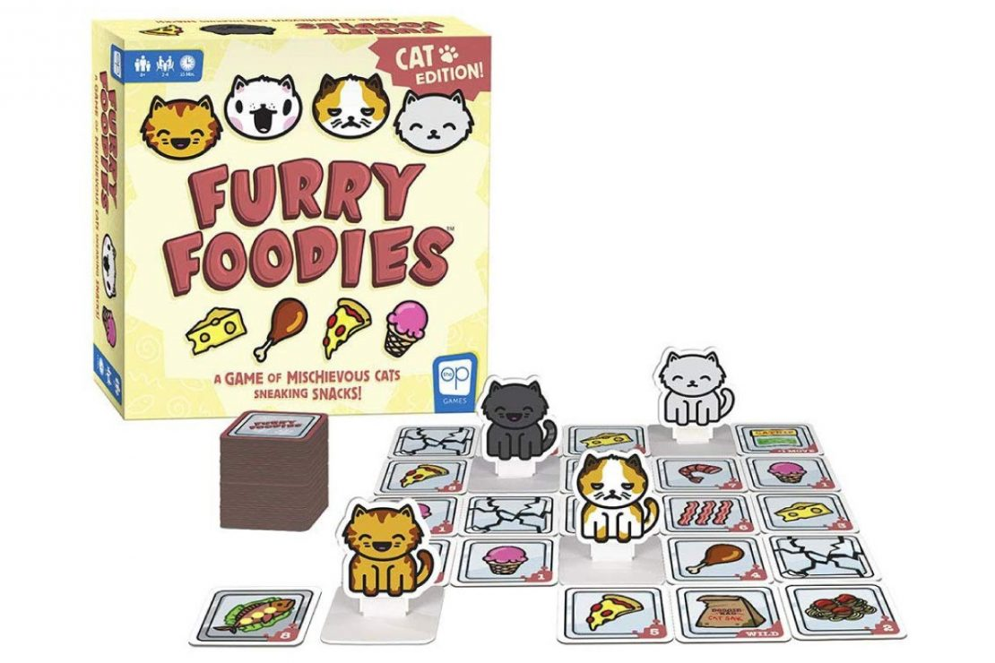 Furry Foodies game from USAopoly