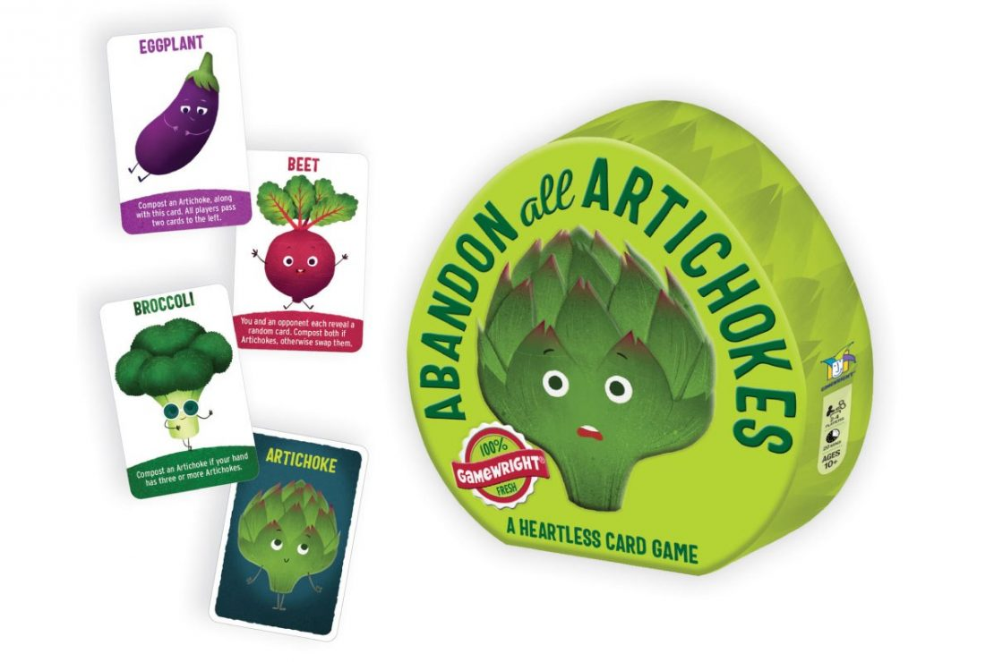 Abandon All Artichokes from Gamewright