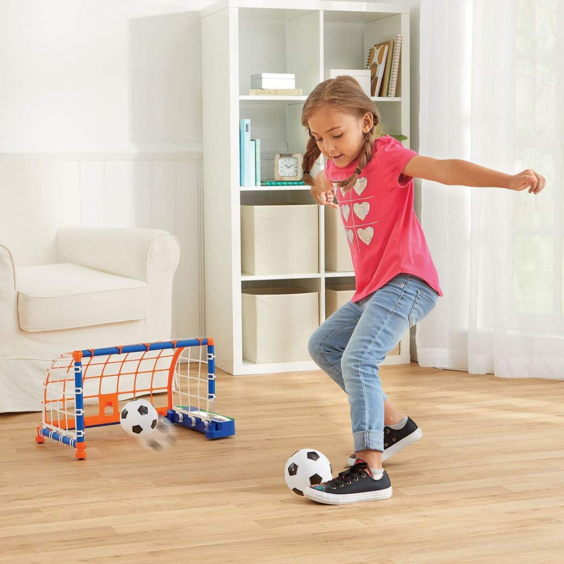 Action Soccer Goal from Game Zone