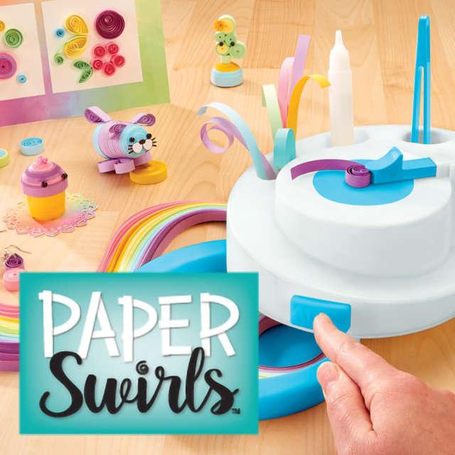Alex DIY Paper Swirls Kits