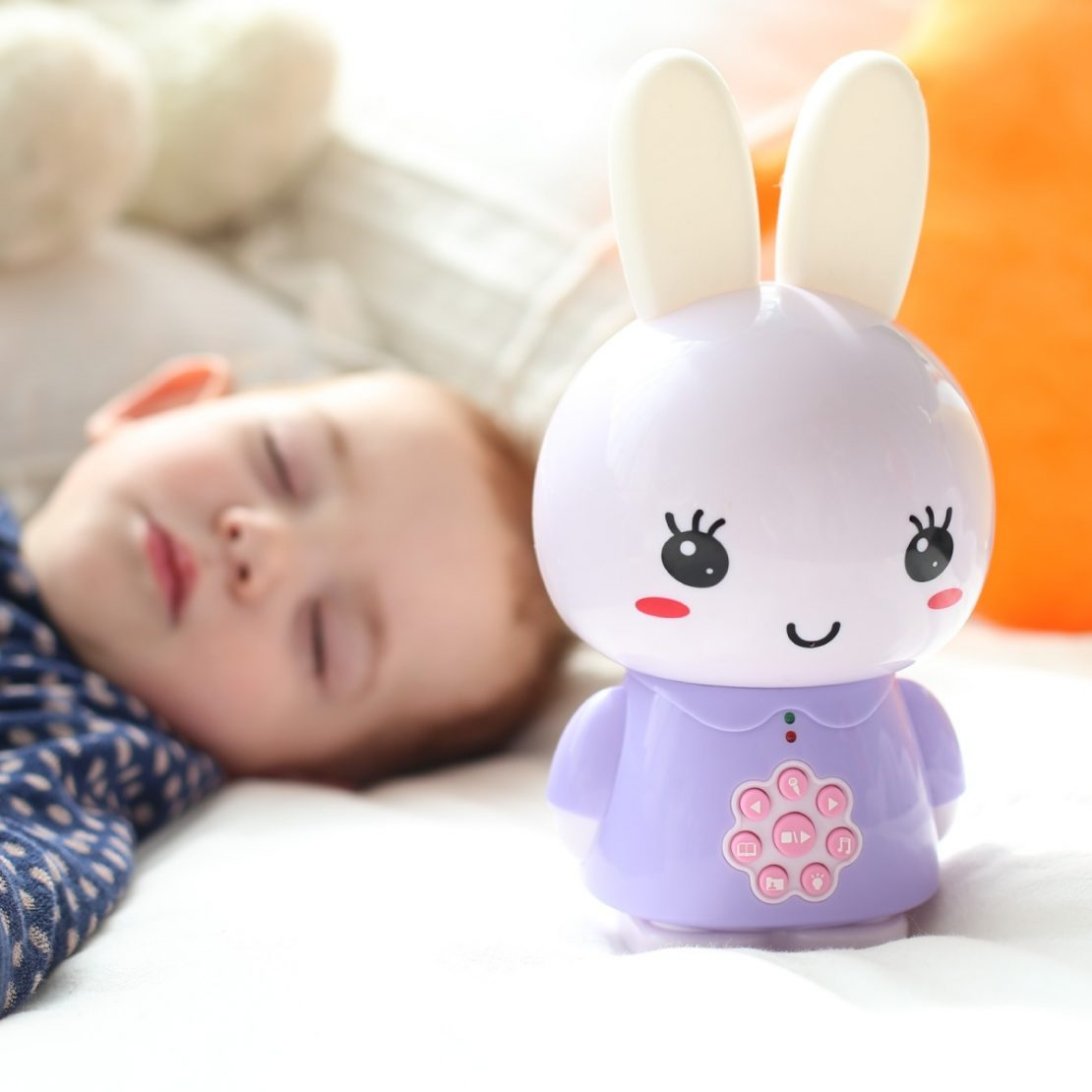 Lilac Honey Bunny