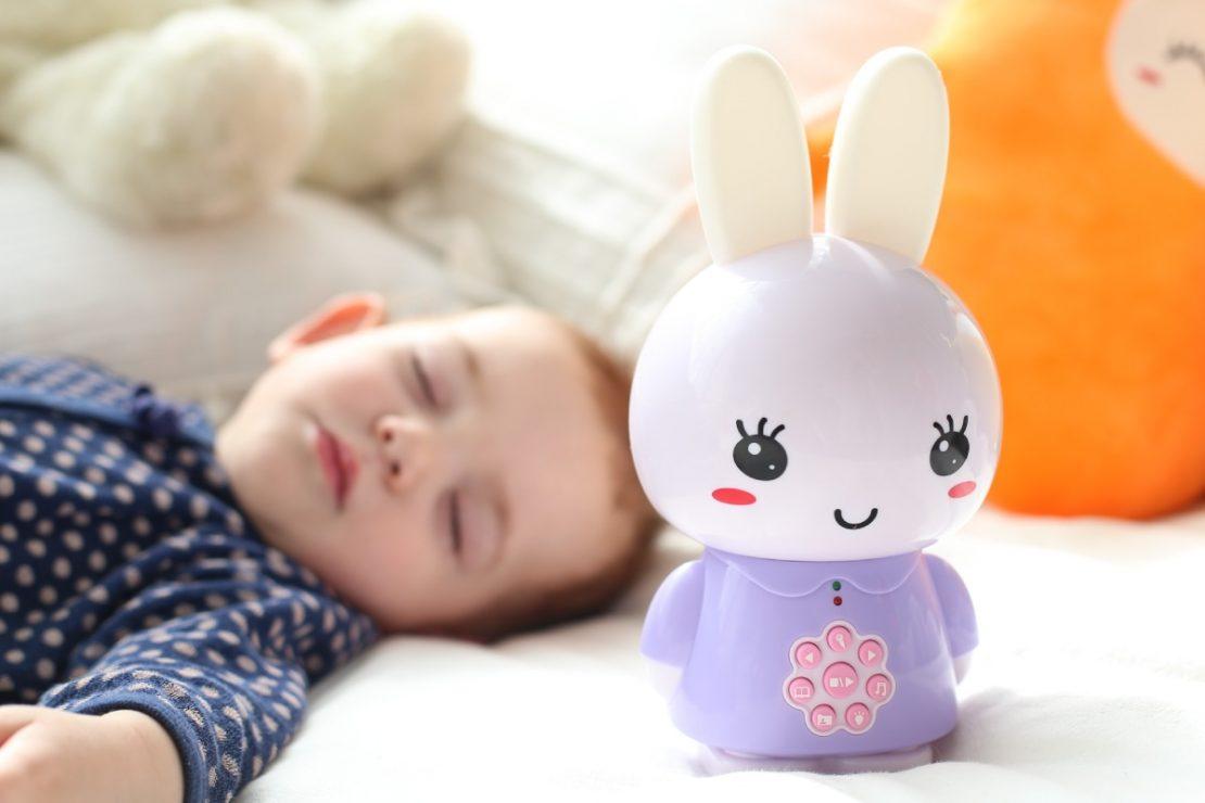 Alilo Honey Bunny in Lilac